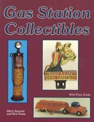 Vintage Gas Station Collectibles Price Guide - 1000 Pics - Globes Signs Toys Etc