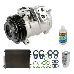For Chrysler 300 And Dodge Charger Magnum Oem Ac Compressor W/ Condenser Drier Dac
