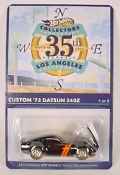 Hot Wheels 2021 Collectors Convention Custom And03972 Datsun 240z 2270