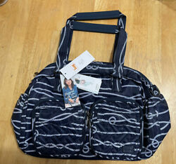 Lug Jumper carry all tote splits wallet nautical $65.50