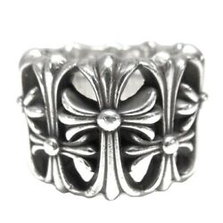 Chrome Hearts Original None Ring Cemetery Crs Cross Silver About Jp 21