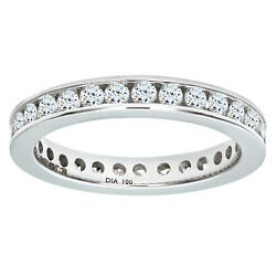 Jewelco London 9ct White Gold Diamond Single Stone Marquise Shaped Ring Size H
