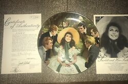 Bradford Exchange Gone With The Wind Plates