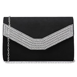 Womens Bags Formal Party Clutches Wedding Purses Cocktail Prom Handbags $28.86