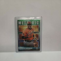 2021 Platinum Marco Luciano Rc Green Meteoric 78/99