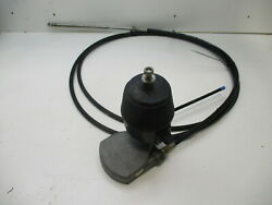 Teleflex Ssc6219 19' Boat Rotary Steering Cable And Sport Tilt Helm