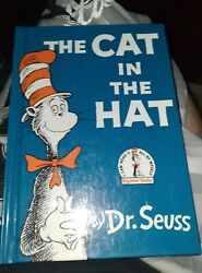 The Cat In Hat 1957 Random House First Edition Book Club