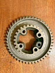 Continental C85-12 90-12 O200 Cluster Gear Pn 35016 Average At Best.
