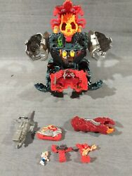 Mighty Max Magus Incomplet Bluebird