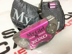 Scotty Cameron My Girl 2018 Limited 1 250 Pieces Worldwide Xoxo With Head