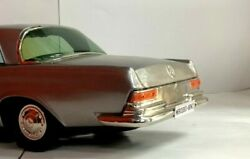 Ichiko Strong And Safe Children Can Play On Board Green Box Benz 300se/silver