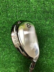 Prgr Egg No.3 Utility Loft 18anddeg Original Carbon Shaft M-40 With H/c From Japan