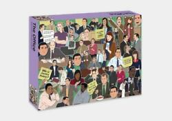 The Office 500 Piece Jigsaw Puzzle 2020, Toy Plush Doll