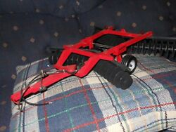 White Disc Plow Moline Oliver 1/16 Customized