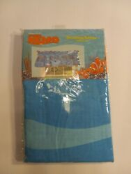Disney Finding Nemo Decorative Window Curtain Valence New In Package