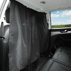 Auto Uv Protection Sun Shade Curtains Taxi Partition Privacy Curtain Accessories