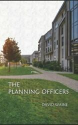 Planning Officers Paperback By Waine David Brand New Free Shipping In The Us