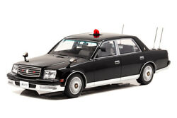 Raiand039s 1/18 Toyota Century Gzg50 2005 Police Headquarters Security Department