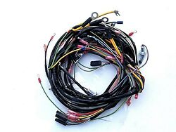 56 1956 Ford Truck Dash Wiring Exact Orignal Style 6 Cyl New
