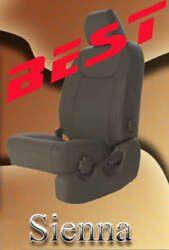 1998-2021 Toyota Sienna - New Leather Interior Package