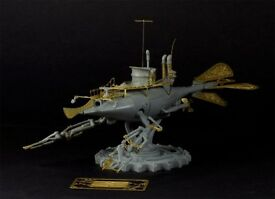 alliance model works 1 144 steam punk resin