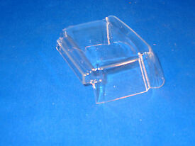 loadstar plastic windshield toy part etp 004