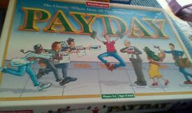 pay day board game 1994