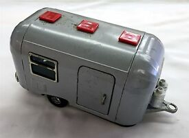 1950 s or 60 s tin toy airstream trailor