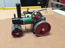 steam roller made in england