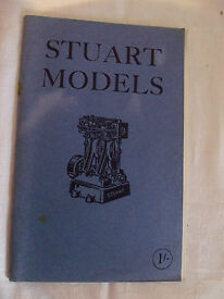 catalogue of models 1961