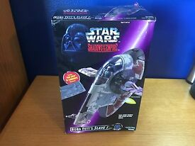 kenner star wars shadows of the empire boba