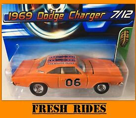 hot wheels 2006 treasure hunt 7 12 1969