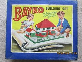 bayko building sets early 1950 s sets 0 0x