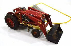 vintage 60s cragstan ford 4000 tractor