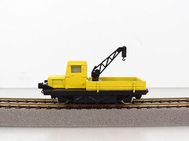 ho scale track maintenance car