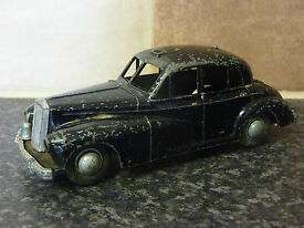 toys wolseley six eighty black police car