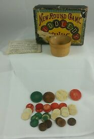 rare 1890 antique bros tiddly tiddledy winks