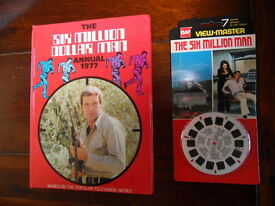 viewmaster 7 stereo 3d pics rare with 1977
