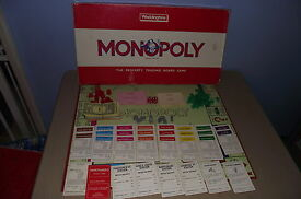 monopoly 1980 s edition by compleate