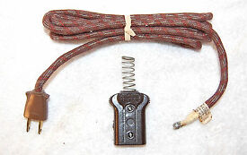 replacement cord for live steam engine