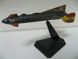 gerry anderson fireball xl5 konami high