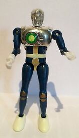 capitaine flam micronauts custom figure