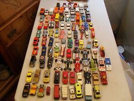 lot of 96 diecast toy cars vehicles matchbox