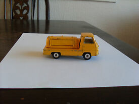dinky toys atlas copco compressor on ford