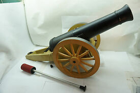 vintage remco toy johnny reb cannon 1960s