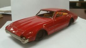 bandai friction drive tin 1966 oldsmobile