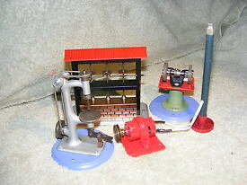 dc electric generator and accessories for