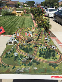 marklin z scale factory layout local pick up