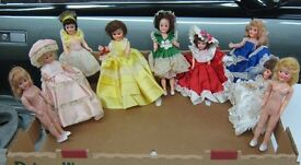 9 vintage 1950 s dutches dolls of nations 6