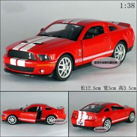 1 38 1 38 2007 mustang ford shelby gt500